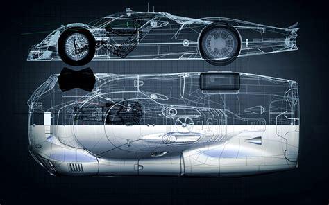 porsche   concept alias screenshot car body design