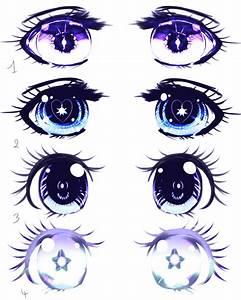 Eyes Shojo manga example by Kirimimi on DeviantArt