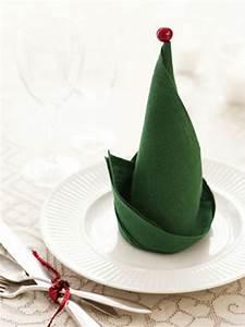 Deko Weihnachten Ideen : servietten falten weihnachten deko ideen ~ Yasmunasinghe.com Haus und Dekorationen