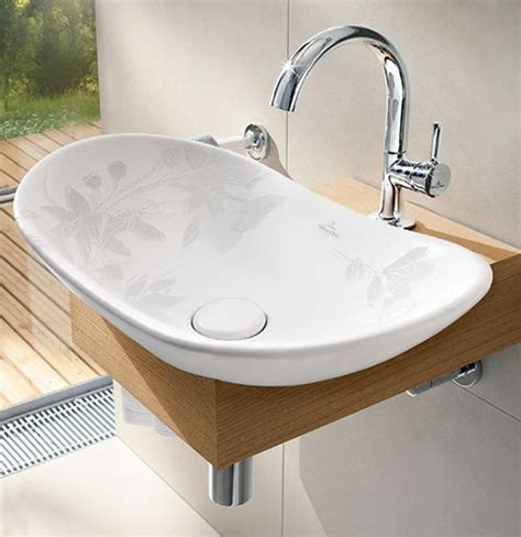 My Nature Waschtisch by Villeroy Boch My Nature Bathroom Collection New For