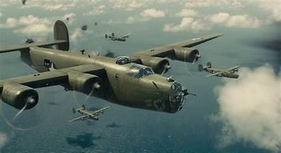 Unbroken Pacific War Fx Vfx Rodeo Cinefex