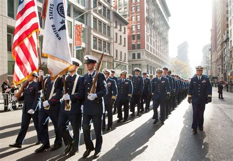 Veterans Day Parade 2016 In New York City