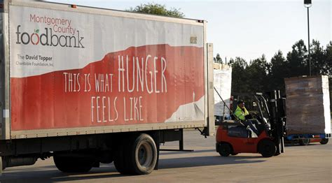 Montgomery County Food Bank gets $200,000 donation for ...