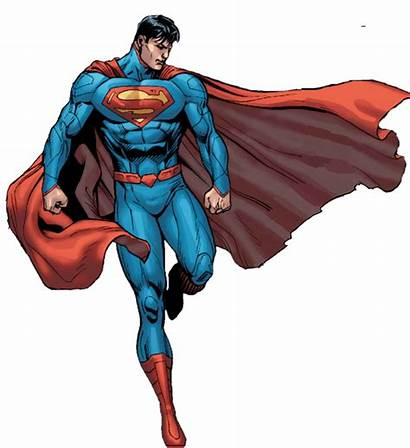 Superman Dc Comics Transparent Background Deviantart Clipart