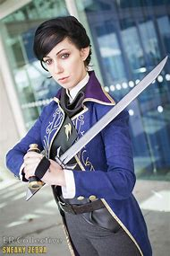 Emily Cosplay Dishonored 2
