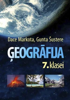 Ģeogrāfija 7. klasei kompetenču pieeja   Grāmatu Plaukts