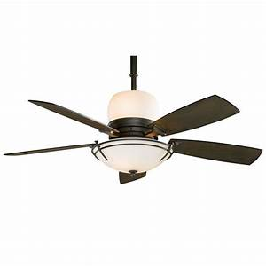 Fanimation hf ds dark smoke quot blade ceiling fan