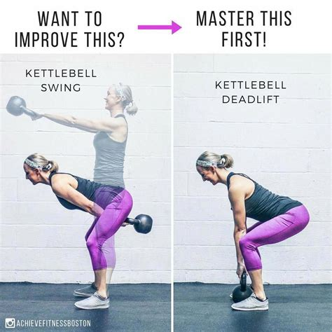 kettlebell training transformation chest flow glutes swing exercises crossfit body workout swings deadlift kettlebells