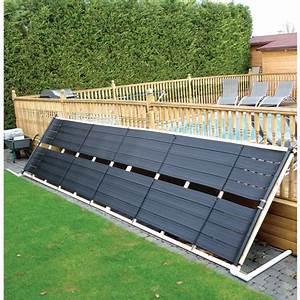 comment fonctionne un chauffage solaire pour piscine With faire un chauffage solaire pour piscine