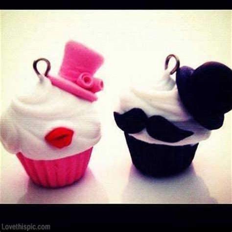 His & Hers Cupcakes Pictures, Photos, and Images for