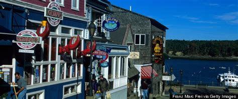 great retirement locations  maine huffpost