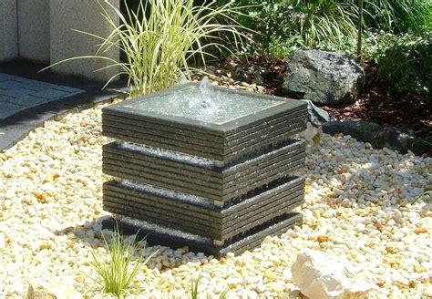 creer une fontaine exterieure comment installer une fontaine de jardin mon jardin