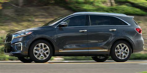 2019  Kia  Sorento  Vehicles On Display  Chicago Auto Show