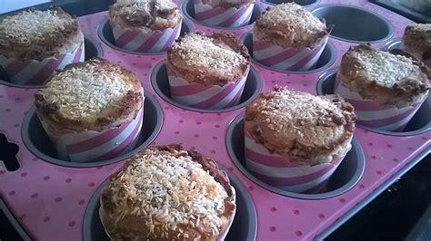 low carb kokosmehl low carb kokosmehl muffins rezept mit bild leni512 chefkoch de