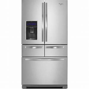 WRV986FDEM | Whirlpool 26 cu.ft. Double Freezer Drawer ...