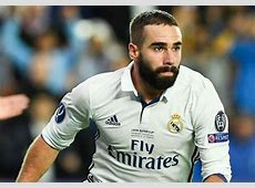 FIFA 17 Ultimate 11 Dani Carvajal voted best right back