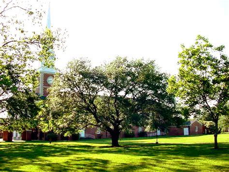 orleans baptist theological seminary chapel