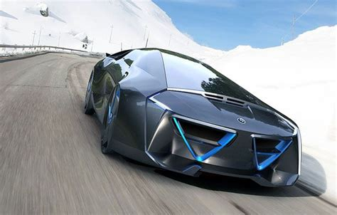 Bmw 'shooting Brake' Concept Car For The Year 2025 Is A