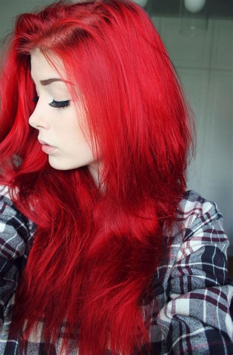 40 Bold And Beautiful Bright Red Hair Color Shades