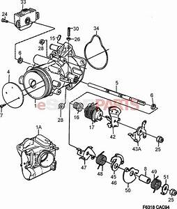 9181538  Saab Potentiometer