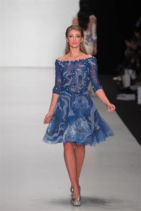 tony ward fashion show  moscow