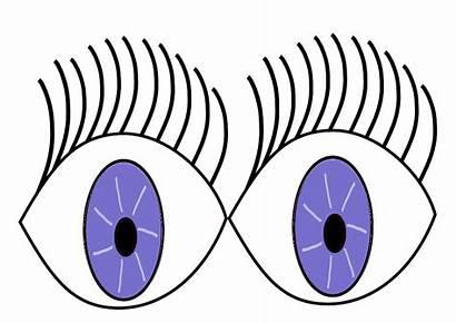 Eyes Clip Moving Clipart Happy Entitlement Eye
