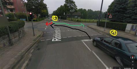 verhalten im straßenverkehr verhalten im stra 223 enverkehr wer f 228 hrt zuerst auto