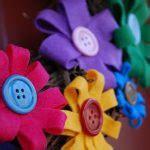 come creare fiori feltro come creare un calendario dell avvento uccellini in