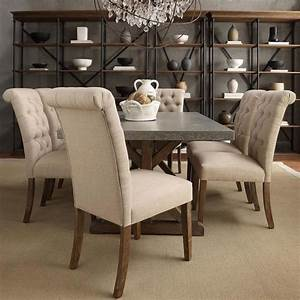 1000+ ideas about Upholstered Dining Chairs on Pinterest ...