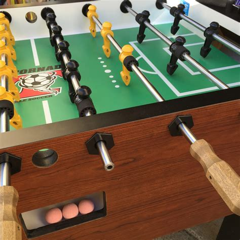 valley tornado foosball table game rental san francisco