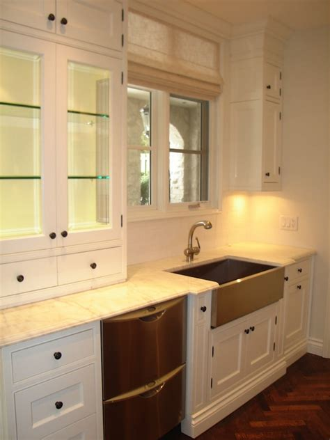 stainless steel apron sink white cabinets double stacked cabinets design ideas