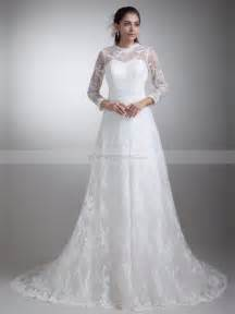 wedding dress sleeves lace carolina sleeves allover lace a line wedding dress with court
