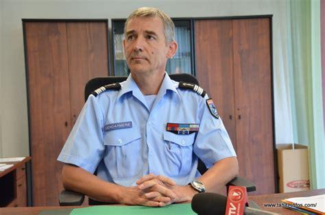 bureau de recrutement gendarmerie caudrelier quot en polynésie française la