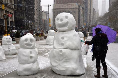 2015 New York Snow Storm