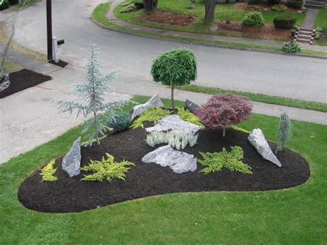 25 unique front yard landscape design ideas on