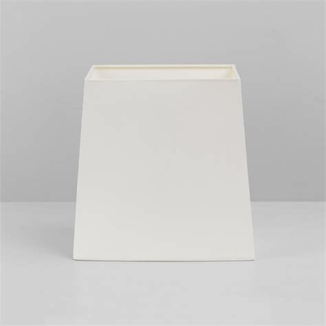 white square l shade astro lighting 4018 azumi and lambro wall light shade
