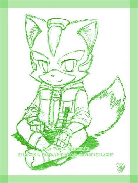 Fox Mccloud Star Fox Fan Art 21189705 Fanpop