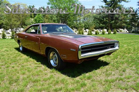 Dodge Charger Hemi For Sale by 1970 Dodge Charger R T Hemi For Sale 51654 Mcg