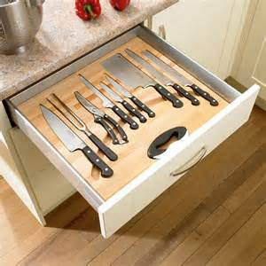 kitchen knives storage kitchen drawer organization design your drawers so everything has a place contemporist