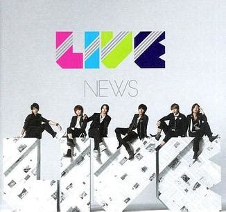 News Live by Live News Album