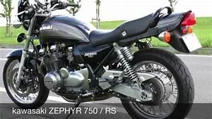 Kawasaki 750 Zephyr : kawasaki zephyr 750 rs sunset 750 youtube ~ Jslefanu.com Haus und Dekorationen