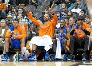 Center Tyson Chandler C Is Expected To Be The Knicks