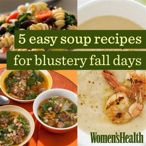 easy fall soup recipes 5 easy soup recipes for blustery fall days i love coconut and health