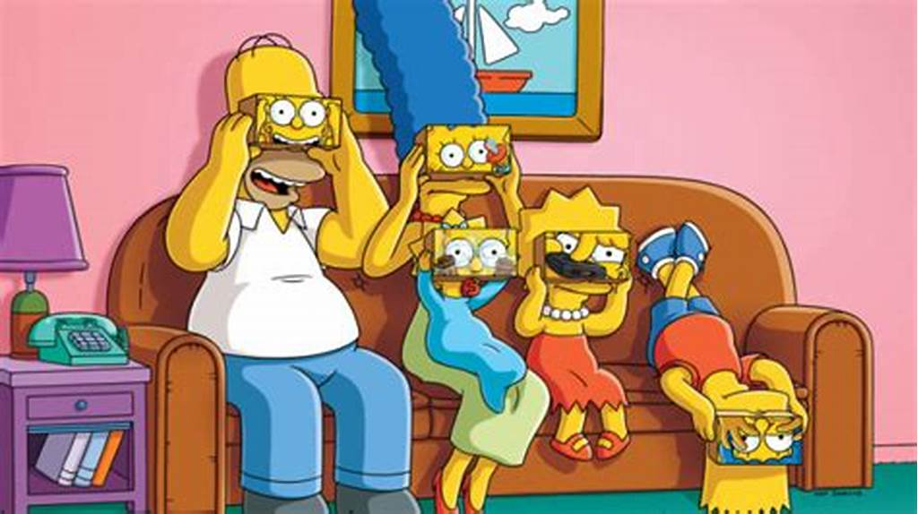 #Fox #Renews #The #Simpsons #For #Seasons #29 #And #30 #Making #Tv