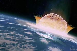 Asteroid That Killed Dinosaurs Made Earth's Surface Act ...