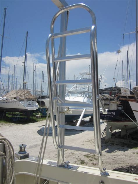 Boston Whaler Boat Ladder by 17 Best Images About Dive Ladders On Swim