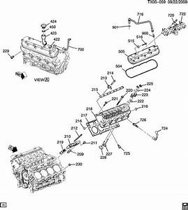 Chevrolet Trailblazer Tube  Engine Crankcase Ventilation