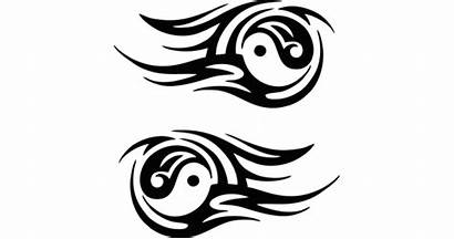 Designs Tribal Stickers Patterns Yang Ying Pattern