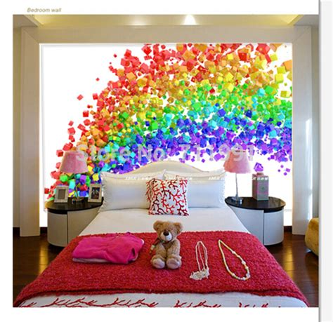 rainbow wallpaper for walls gallery