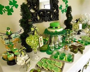 St. Patrick's Day Birthday Party Ideas | Photo 16 of 24 ...